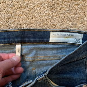 Rag and Bone Skinny Jeans Great Condition